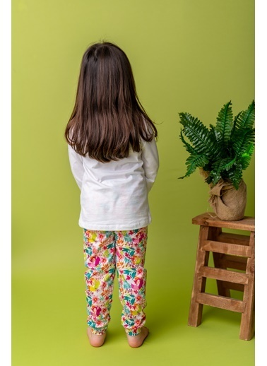 Zeyland You Can Pijama Takımı (1-6yaş) You Can Pijama Takımı (1-6yaş) Beyaz
